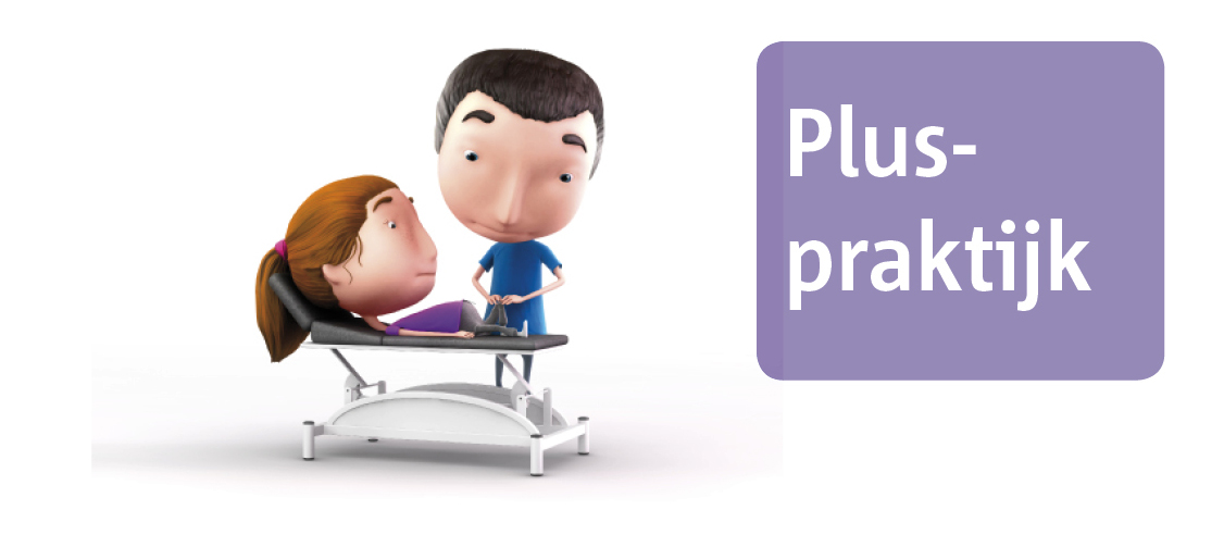 Fysiotherapie en Manuele Therapie Baat - achmea pluspraktijk logo