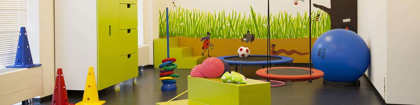 Fysiotherapie en Manuele Therapie Baat - speelgoed